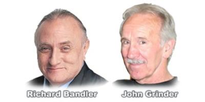fotos de Bandler e Glinder