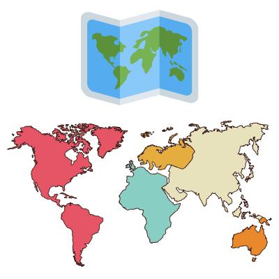 Poste Gráficos e Mapas nas Suas Paredes
