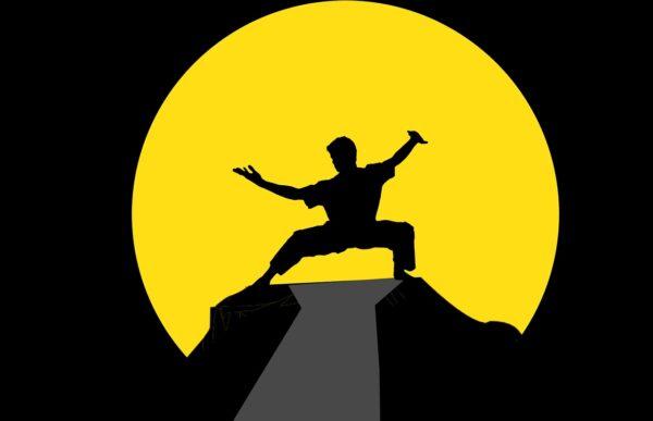IMagem da disciplina em artes marciais