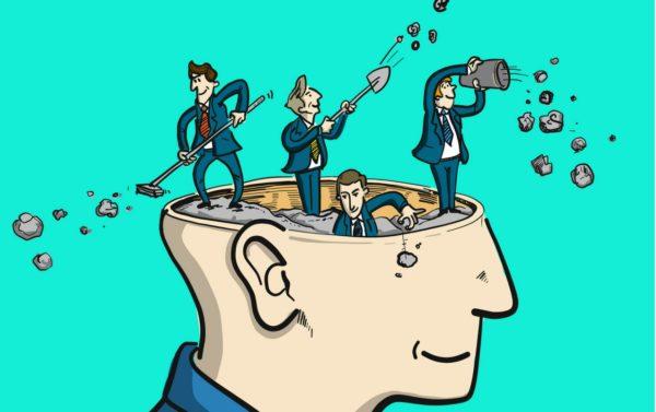 gravura de homens trabalhando a memoria sensorial