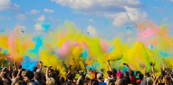 ritual com cores para atingir memoria sensitiva