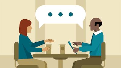 pessoas com inteligencia emocional durante a comunicação
