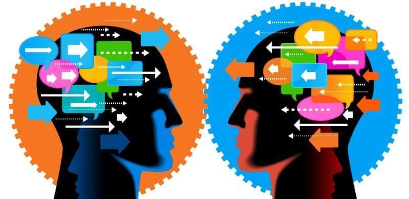 duas mentes passando pelos beneficios da programação neurolinguística