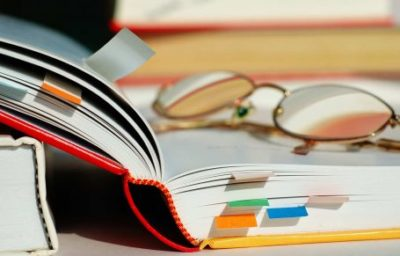 material de estudos organizado