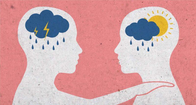 duas mentes buscando empatia